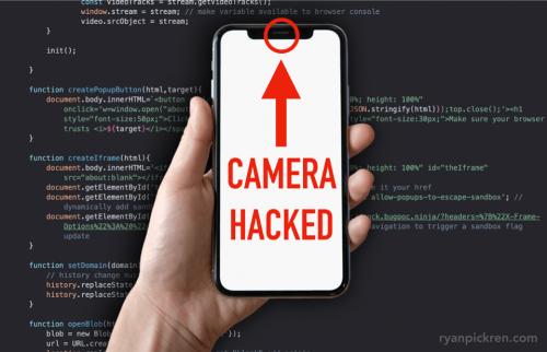 تقرير - ابل دفعت 75 ألف دولار لمخترق من أجل ثغرات للكاميرا في متصفح سفاري!