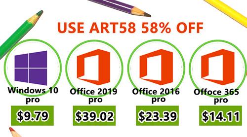 إليك مفاتيح التفعيل الأصلية لويندوز 10 برو و حزمة الأوفيس وبرامج مكافحة الفيروسات بأرخص الأسعار!