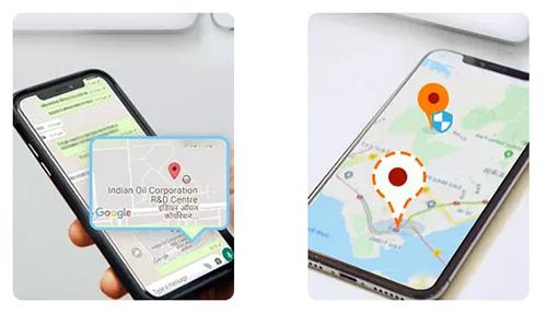 كيفية تغيير و تزييف الموقع الجغرافي على الايفون والايباد بسهولة!