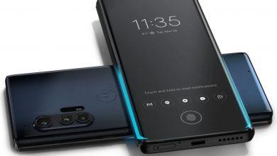 صورة رسميًا – الكشف عن هاتف موتورولا إيدج بلس بشاشة 90Hz وكاميرا 108MP