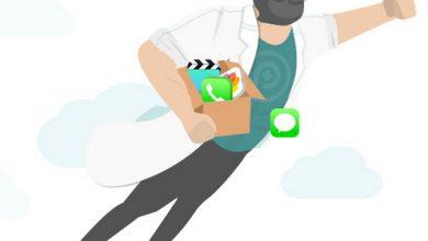 برنامج PhoneRescue 4 المميز لاسترجاع الملفات والصور المحذوفة من الايفون والايباد وإصلاح مشكلات الجهاز!