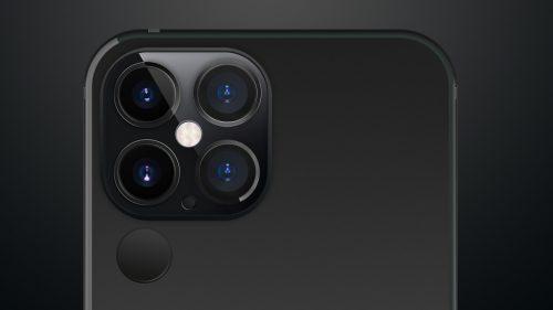انتشار شائعات حول كاميرا ايفون 13 القادم في 2021 !