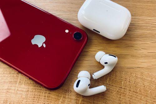سماعات ابل AirPods Pro - تحديث جديد من ابل لإصلاح مشاكل الصوت!
