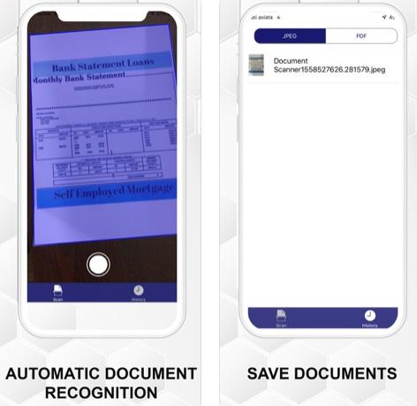 تطبيق Document Scanner PRO لتصوير الأوراق والوثائق