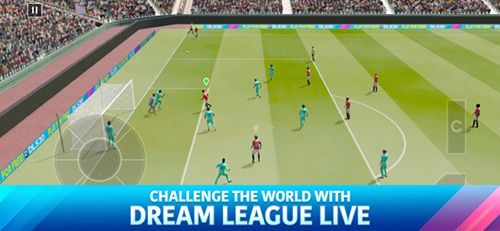 Dream League Soccer 2020 - لعبة كرة قدم ممتعة