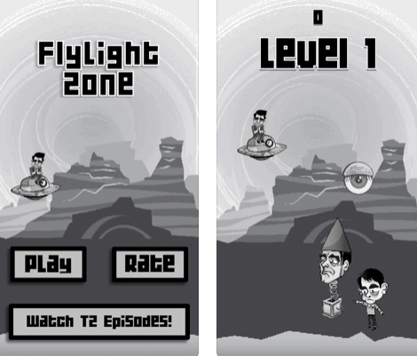 لعبة Flylight Zone