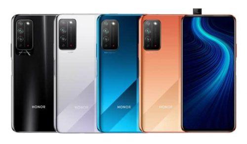 إطلاق هاتف أونور مواصفات مميزة، Honor-X10-5G-768x512