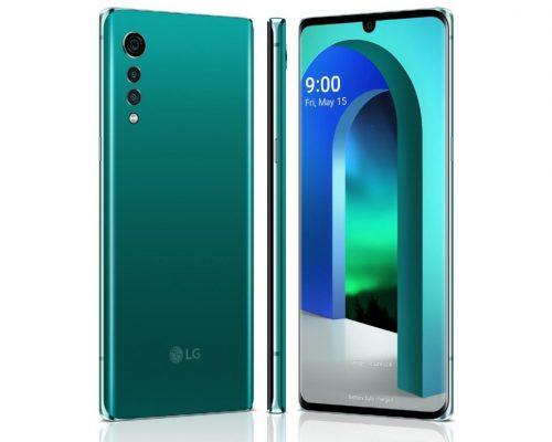 هاتف LG Velvet