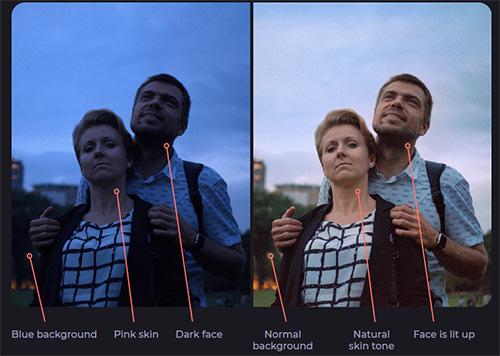 تطبيق LightApp - صوّر بالذكاء الاصطناعي