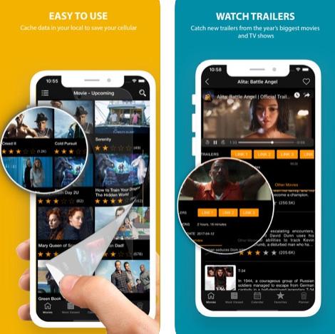 تطبيق Movie & Show Box للأفلام والمسلسلات