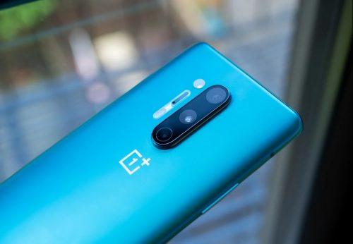 توقف كاميرا Color Filter هواتف OnePlus-8-Pro-500x34