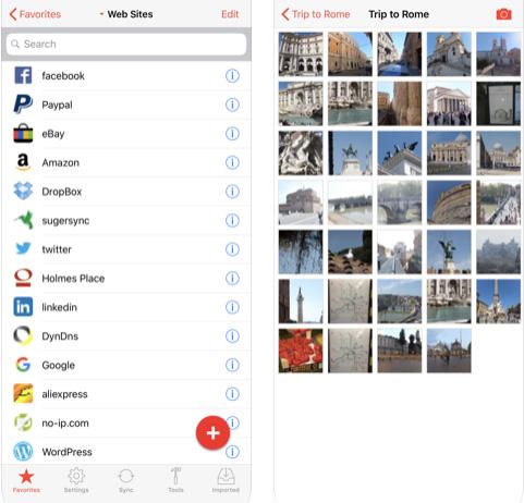 تطبيق Password Safe لحفظ كلمات المرور وإخفاء الصور