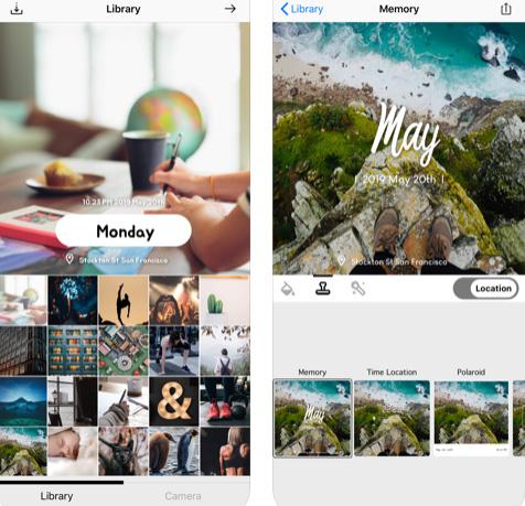 تطبيق PhotoTag لإضافة علامة مائية على الصور