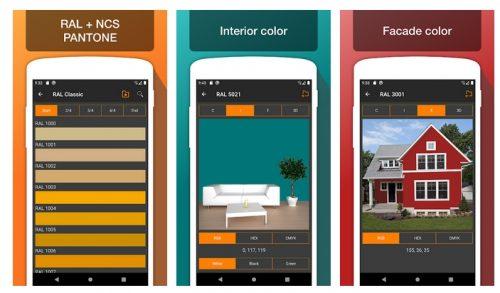 تطبيقات العيد للاندرويد مجموعة أفضل RAL-Colors-500x293.j