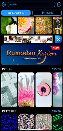 The Wallpapers Club - خلفيات رمضان الايفون