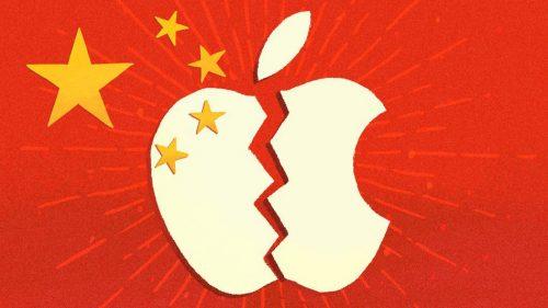 انتقاماً لهواوي - هل تقوم الصين بحظر ابل؟