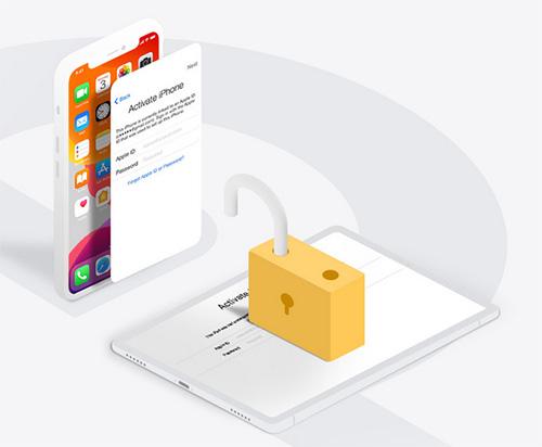 كيفية فك و إزالة قفل الاي كلاود على أجهزة الايفون و الايباد بسهولة بدون حساب ابل مع برنامج iMyFone iBypasser