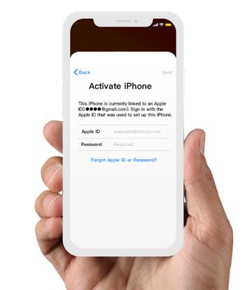 كيفية فك و إزالة قفل الاي كلاود على أجهزة الايفون و الايباد بسهولة بدون حساب ابل؟