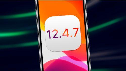 إطلاق تحديث iOS 12.4.7 لأجهزة ابل القديمة - هل يجب عليك التحديث؟