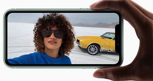 كاميرا السيلفي الأمامية في ايفون 11 ليست الأفضل وفقاً لاختبارات التقييم!
