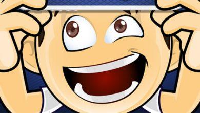 Photo of لعبة موبايلك على راسك الممتعة – ضع الهاتف على جبهتك وخمن الكلمة الصحيحة!