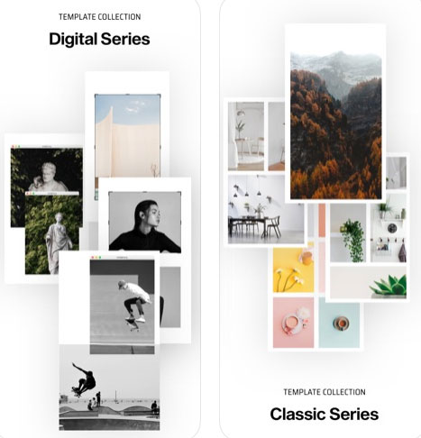 تطبيق Starlight لإنشاء حالات و Stories