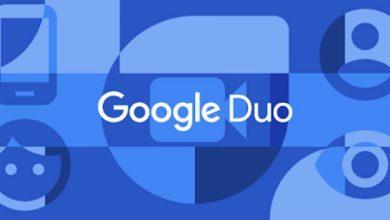 صورة الآن يمكنك دعوة الآخرين لمكالمات جوجل دو من خلال رابط مباشر مثل زووم