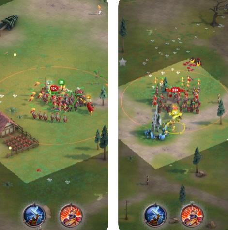 لعبة Ancient Battle