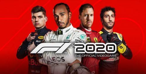 لعبة F1 2020