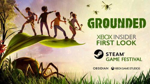 لعبة Grounded