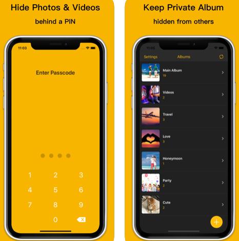 تطبيق Power Private Photos لإخفاء الصور والفيديو