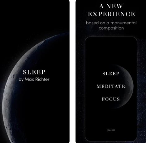تطبيق SLEEP لمساعدتك على الاسترخاء والنوم