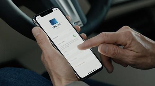 iOS 14 - ميزة CarKey - استخدام الايفون كمفتاح للسيارة