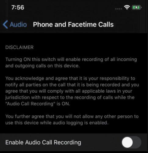 تحديث iOS 14 - هل يضيف ميزة تسجيل المكالمات على الايفون أخيراً ؟