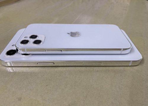 بالصور - نماذج ايفون 12 القادمة مع تصميم يشبه ايباد برو!