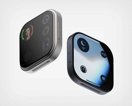تخيل: ماذا لو أصبح الايفون بكاميرا منفصلة؟