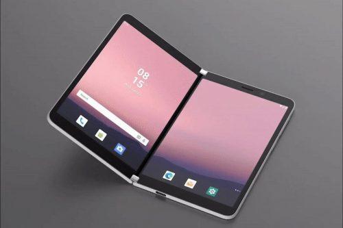 مايكروسوفت Surface Duo