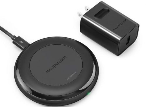 RAVPower Wireless Charging Puck