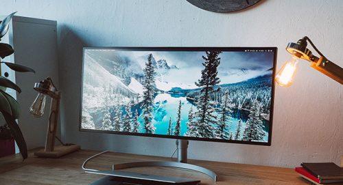 تعرف على أفضل شاشات الحاسوب في العام 2020