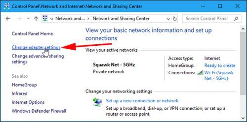 كيفية تغيير عنوان DNS الخاص بك في الويندوز والماك