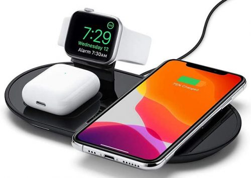 Mophie 3-in-1 Wireless
