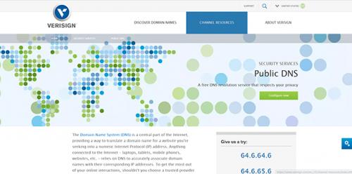 Verisign DNS