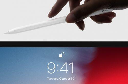 قلم ابل Apple Pencil - تقنيات جديدة قادمة في المستقبل!