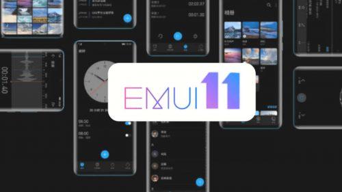 واجهة EMUI 11