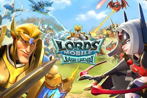 لعبة لوردس موبايل - لعبة استراتيجية بأفكار ومغامرات ممتعة، هدايا حصرية للاعبين الجدد!