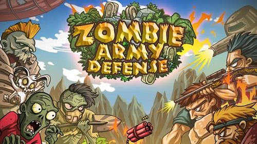 لعبة Zombie Army Defense