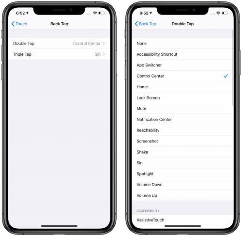 تحديث iOS 14 - كيفية استخدام ميزة Back tap على الايفون