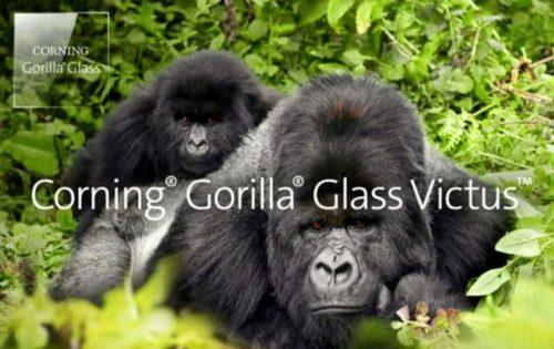 من زجاج Gorilla Glass Victus
