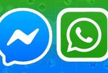 Photo of قريبًا ستتمكن من التواصل مع مستخدمي فيسبوك ماسنجر عبر واتساب والعكس!