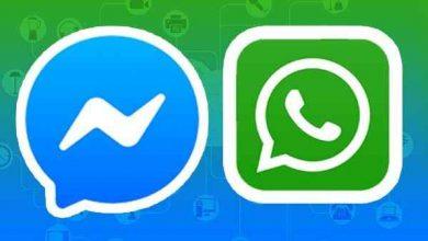 صورة قريبًا ستتمكن من التواصل مع مستخدمي فيسبوك ماسنجر عبر واتساب والعكس!